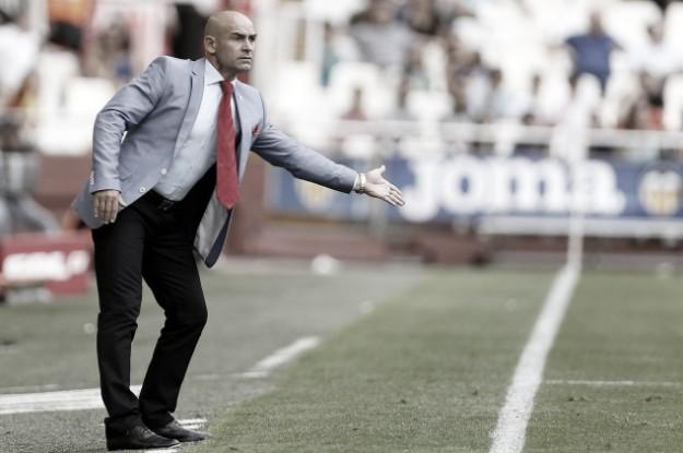 """Paco Jémez: """"Debemos estar pendientes de la situación deportiva"""""""