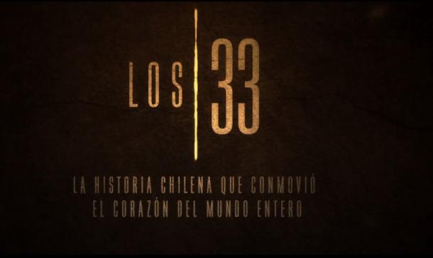 'Los 33' presenta su tráiler con Antonio Banderas y Mario Casas