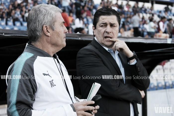 """Luis Fernando Tena: """"Vamos por buen camino"""""""