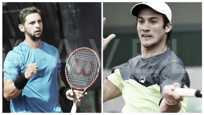 US Open: presentación fugaz de Bagnis y Andreozzi