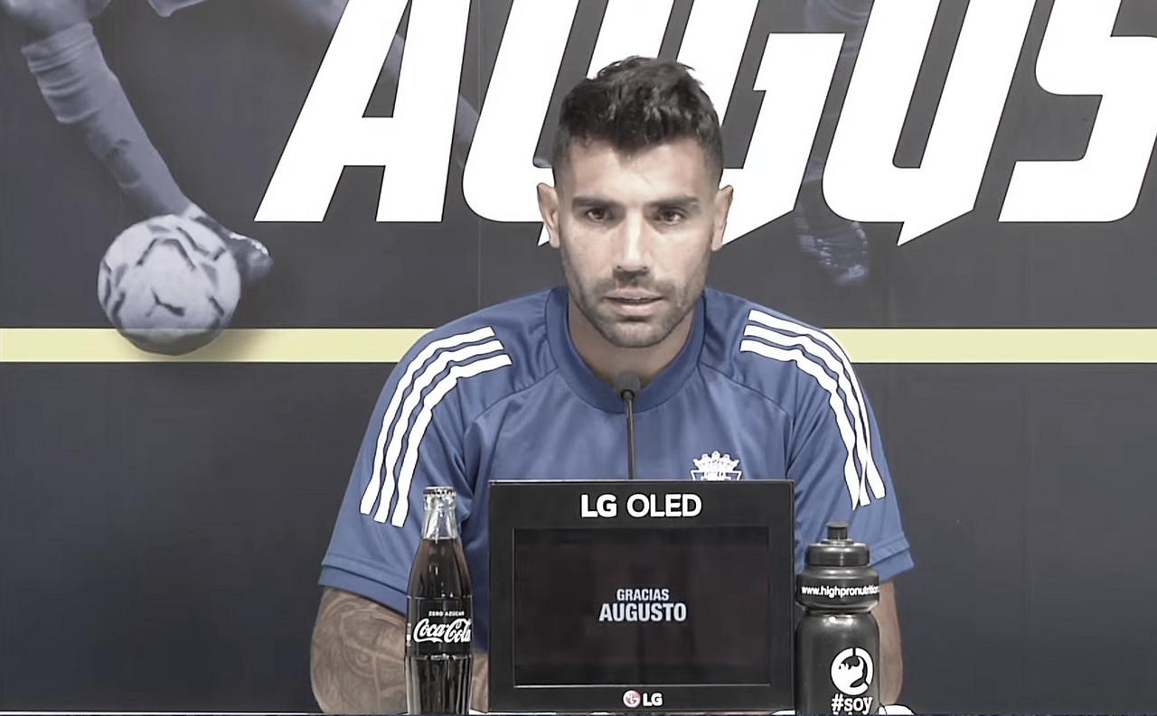 """Augusto Fernández anuncia su retirada: """"Siempre estarán en mi corazón"""""""