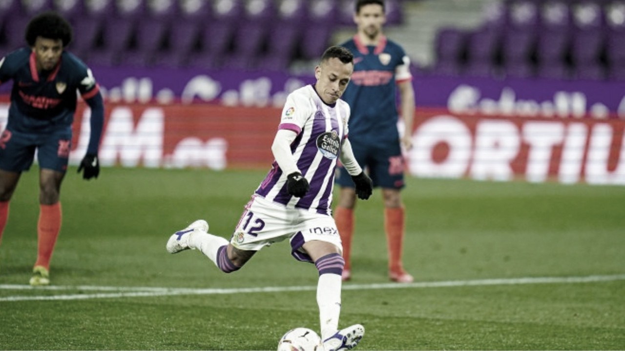 Real Valladolid-Sevilla: puntuaciones del Valladolid en la jornada 27 de LaLiga Santander