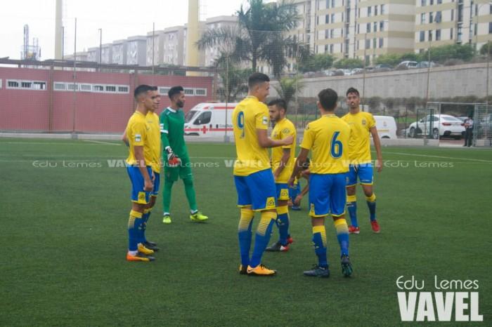 Granada CF B - Las Palmas Atlético: filiales con mucho que decir