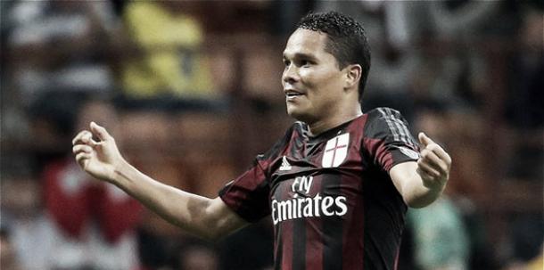 """Carlos Bacca: """"Soy feliz en Milán"""""""