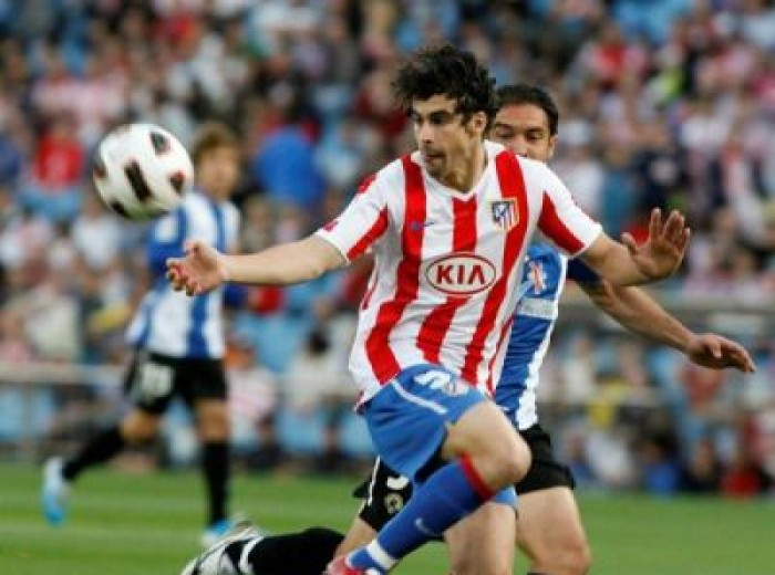 Hércules y Racing, posibles rivales del Atlético en Copa