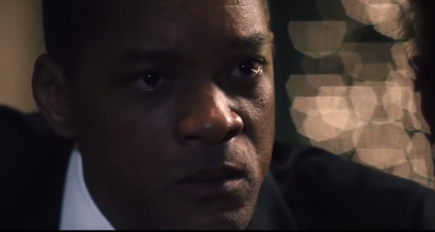 Tráiler de 'Concussion', lo nuevo de Will Smith