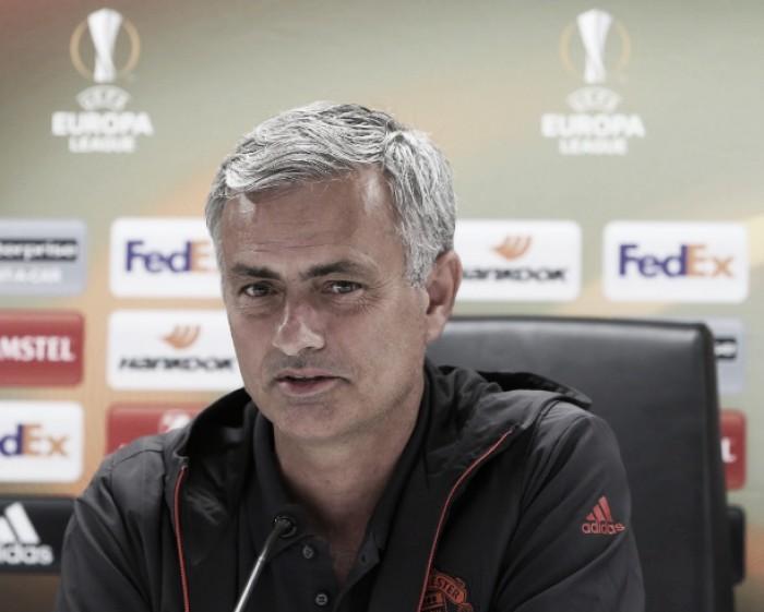 """José Mourinho: """"Necesitamos cuatro puntos, no podemos perder"""""""