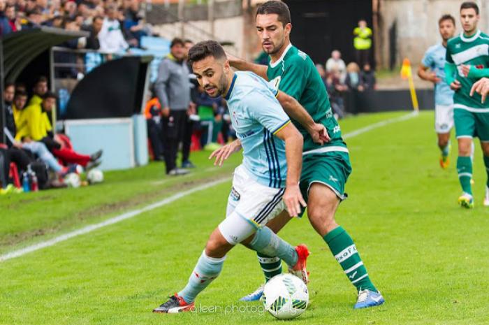 Juan Mera es nuevo jugador del Racing de Ferrol