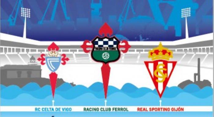 El Celta se lleva el I Trofeo Isidro Silveira