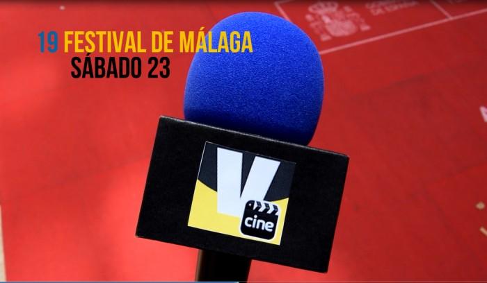 19 Festival de Málaga. Día 2. Entrevistas de 'Estirpe' y 'La punta del iceberg'