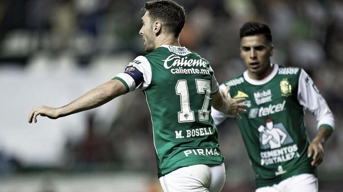 "Mauro Boselli: ""Disfruto mucho anotarle al América"""