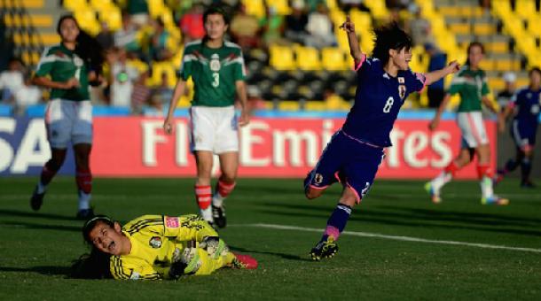 Japón termina con el sueño azteca en el Mundial Femenil