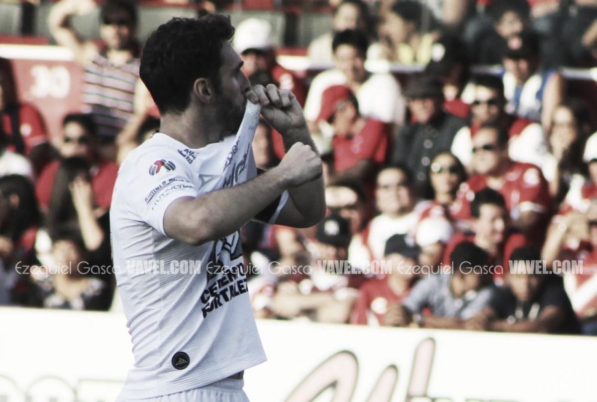 Mauro Boselli alcanzó su mejor promedio goleador