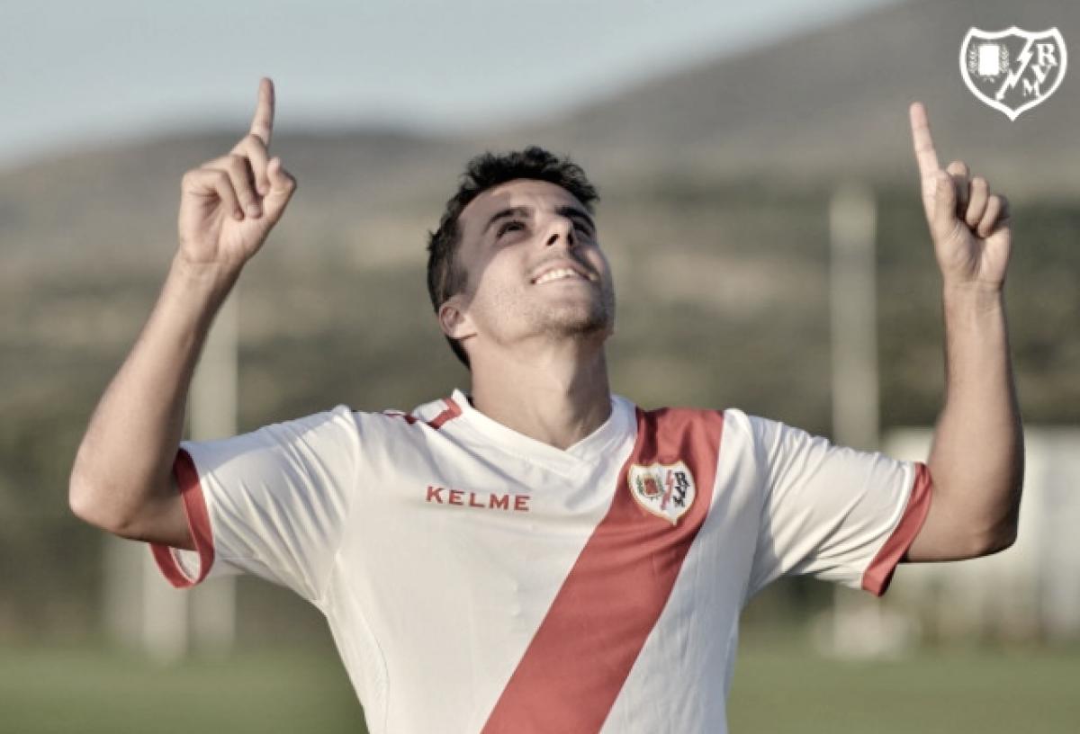 Aguirre, otro descarte del Rayo para la próxima temporada