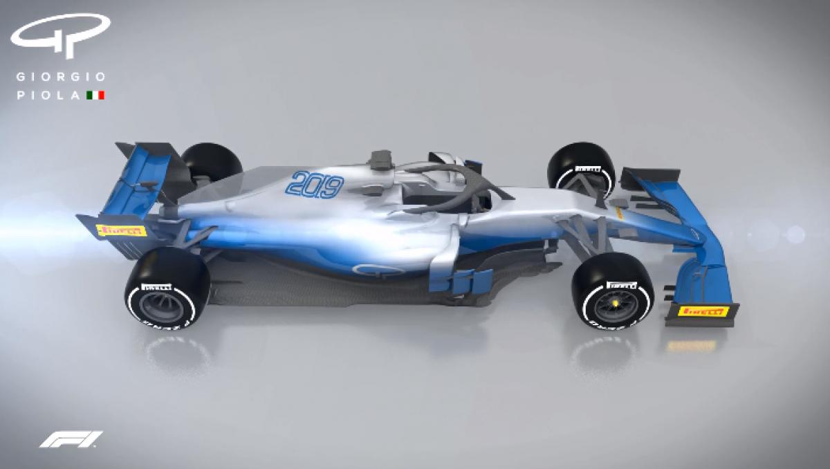 La nueva Fórmula Uno para 2019