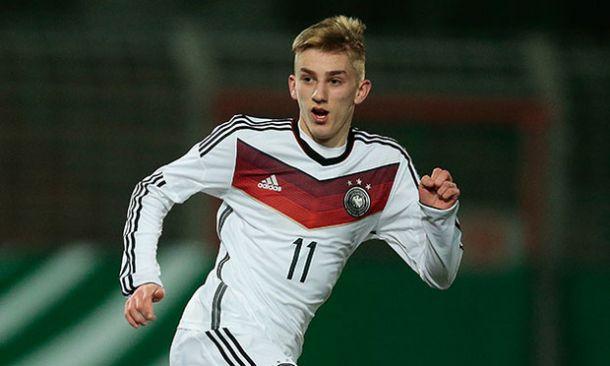 Bayern sign talented youngster Sinan Kurt