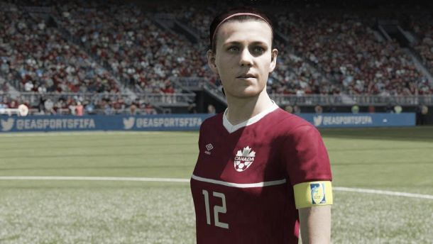 EA Sports FIFA 16 To Include Women's Feature For The First Time