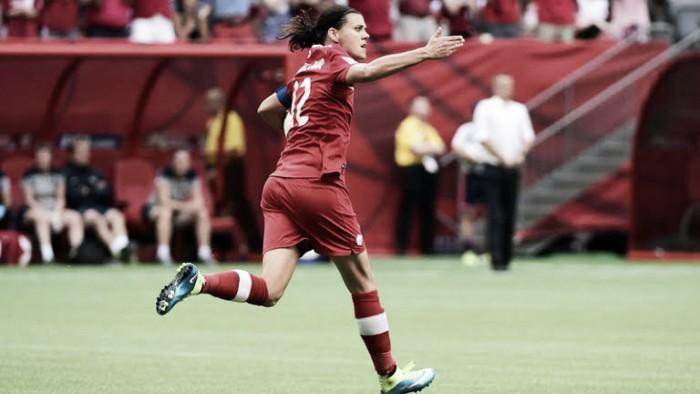 Capitã do Canadá reforça pedido de Marta e Formiga e faz apelo por apoio ao futebol feminino