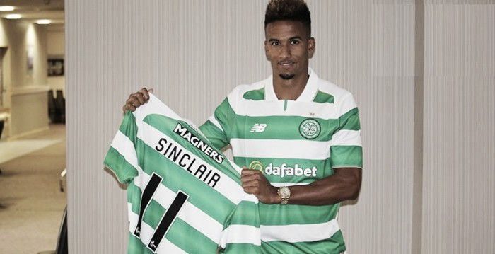 Celtic anuncia contratação do atacante Scott Sinclair, ex-Aston Villa