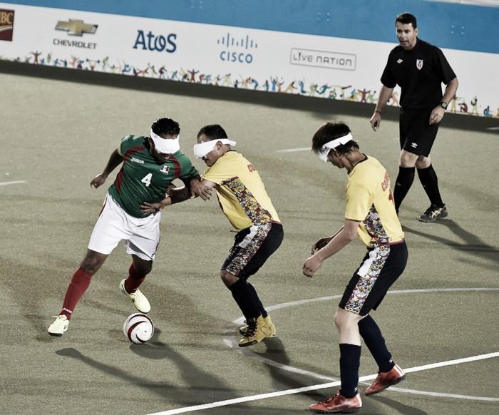 CONADE y Federación Mexicana Deportes para Ciegos y Débiles Visuales establecen convenio