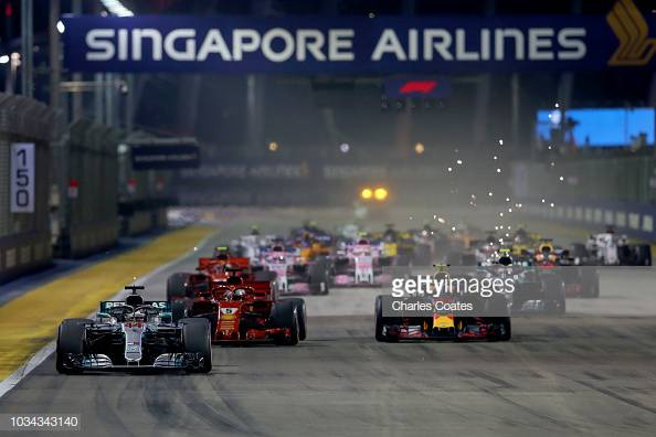 F1: 2019 Singapore Grand Prix Preview