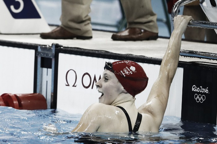 Rio 2016: Siobhan-Marie O'Connor wins silver in 200m IM