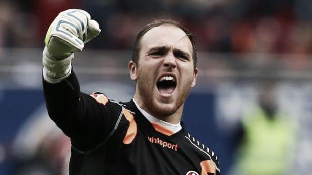 Tobias Sippel, nuevo guardameta del Borussia Mönchengladbach