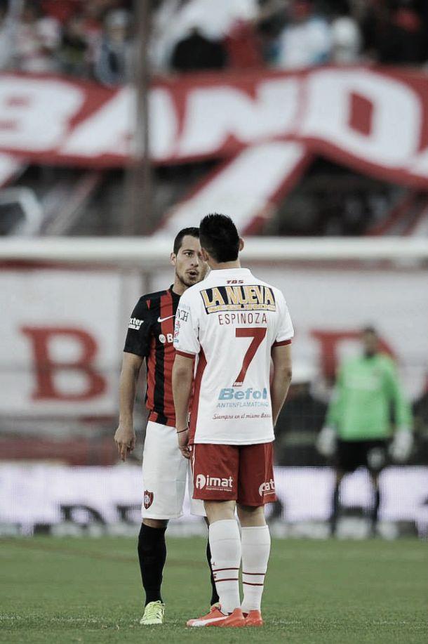 """Blanco: """"Espinoza es chico todavía, tiene mucho que aprender"""""""