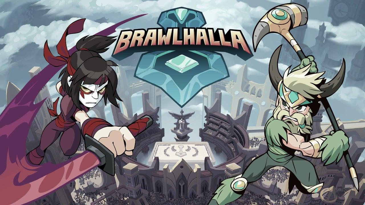 Brawlhalla chega para mobile em agosto