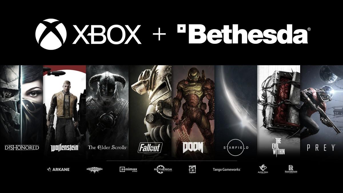 Por U$ 7,5 bilhões, Microsoft compra Bethseda