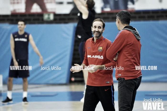 """Sito Alonso: """"La agresividad cada uno la pone cuando quiere, y nosotros deberíamos ponerla siempre"""""""
