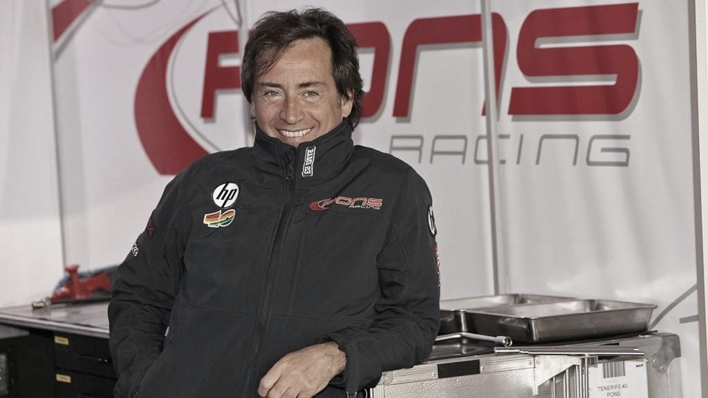 """Sito Pons: """"No creo que Rossi continúe tras temporada"""""""