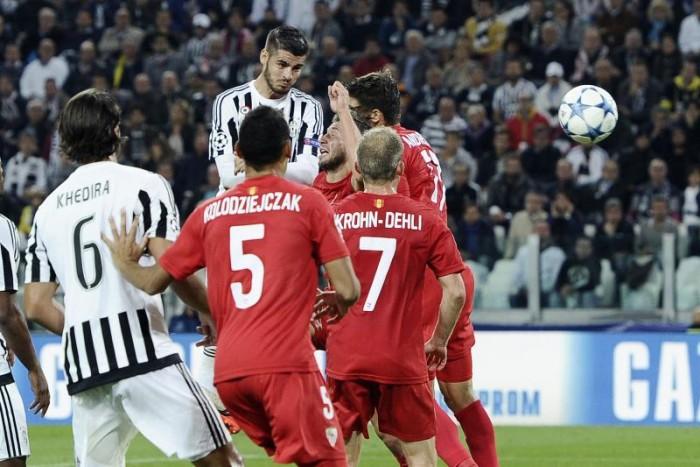 Juventus-Siviglia, Allegri: