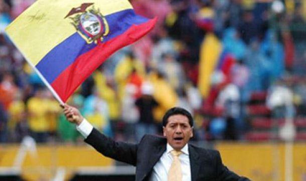 Lista definitiva de Ecuador para el Sudamericano Sub 20