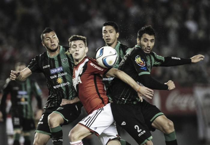 Previa River Plate vs San Martín SJ: seguir en la buena senda