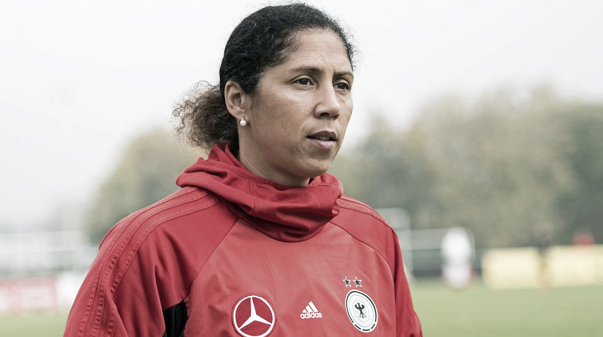 Germany sack Steffi Jones
