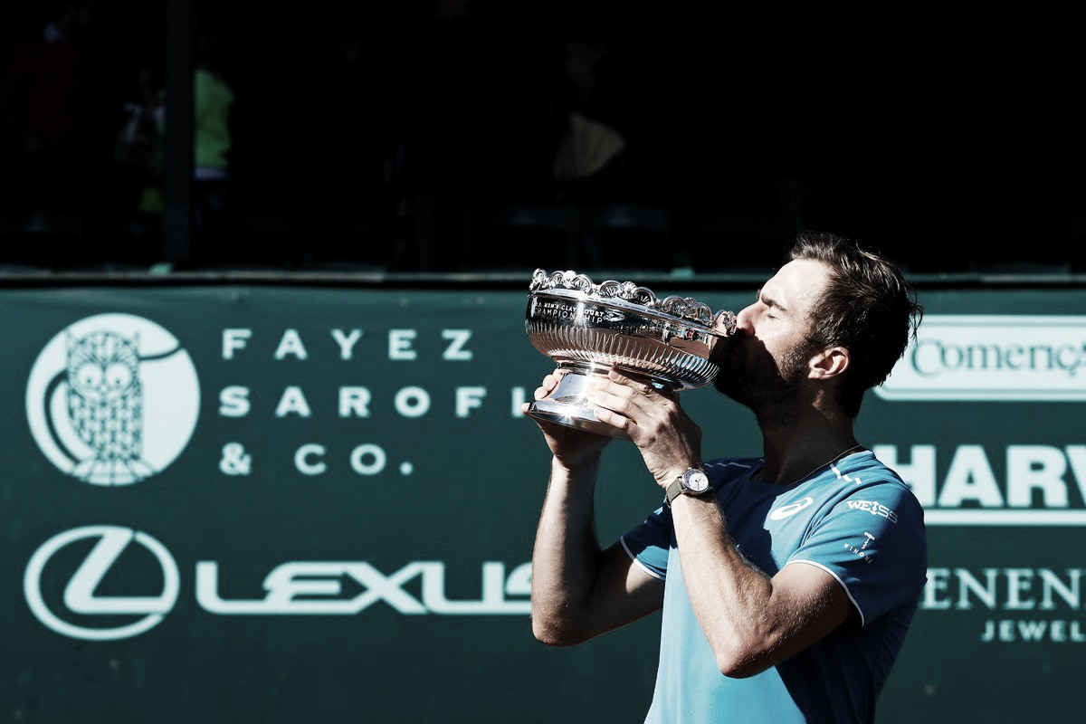 Atp Houston, Steve Johnson si riconferma campione