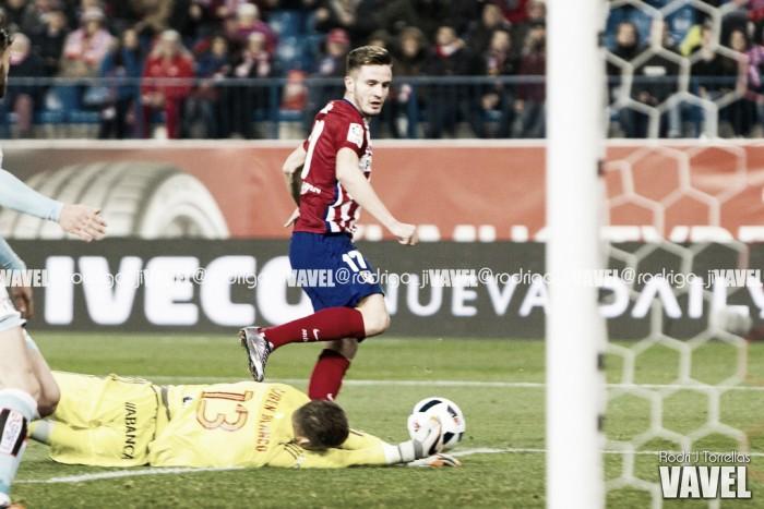 Al Atlético se le escapa el primer tren