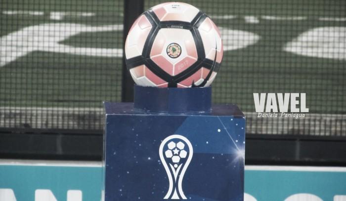 DIM se enfrentará a Sol de América en la Copa Sudamericana