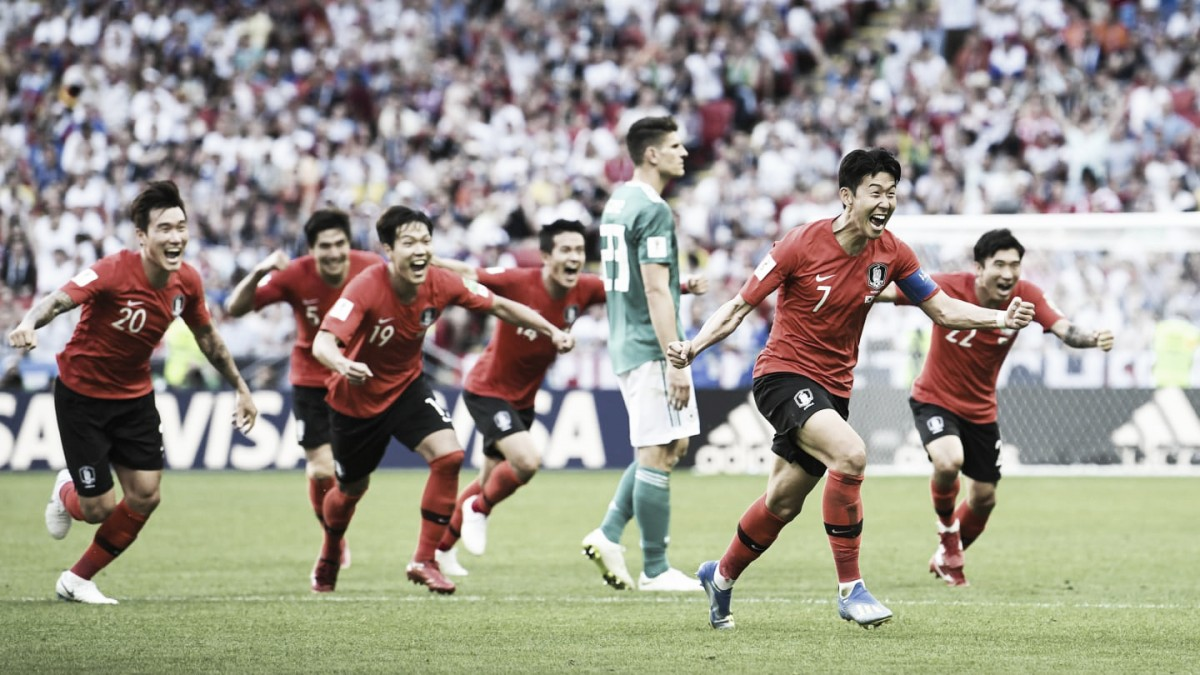 2018 FIFA World Cup Recap: Germany stunned by Korea Republic