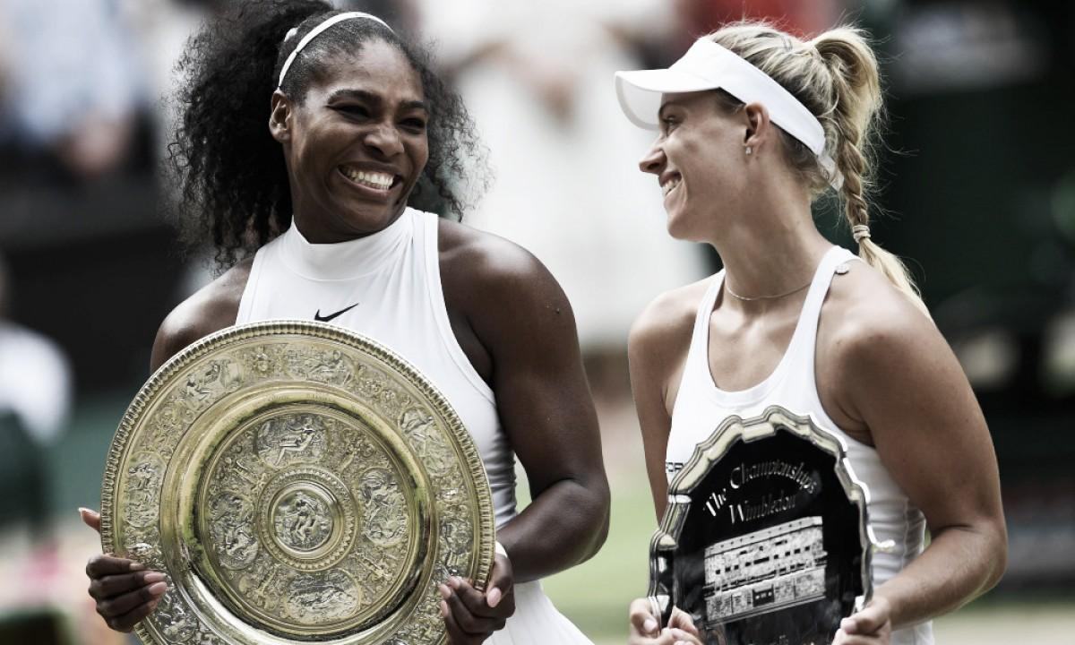 Previa Serena Williams - Angelique Kerber: un clásico de Wimbledon