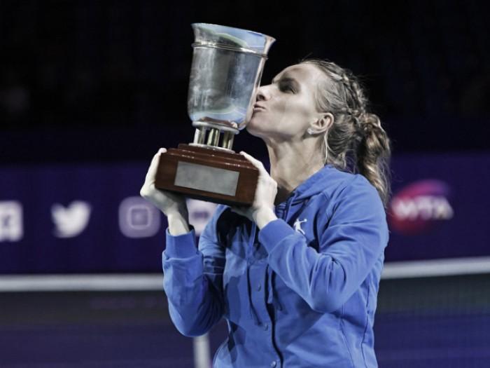 WTA Weekly Ledger: Svetlana Kuznetsova defends Moscow crown, Monica Niculescu claims Luxembourg title