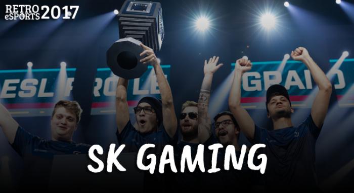 Retro eSports: SK Gaming