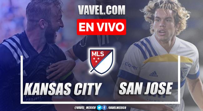 Goles y resumen del Sporting Kansas City 1-1 San José Earthquakes en MLS 2021