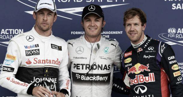 Pole Position para Nico Rosberg em Silverstone