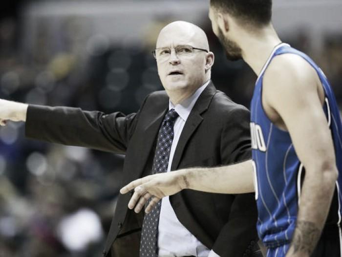 Orlando Magic head coach Scott Skiles steps down