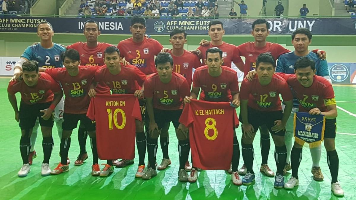 Melalui Drama Adu Penalti, SKN FC Urung Raih Posisi Ketiga