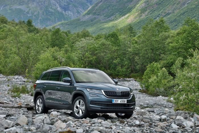 """Skoda Kodiaq, un SUV """"simply clever"""" de hasta 7 plazas"""