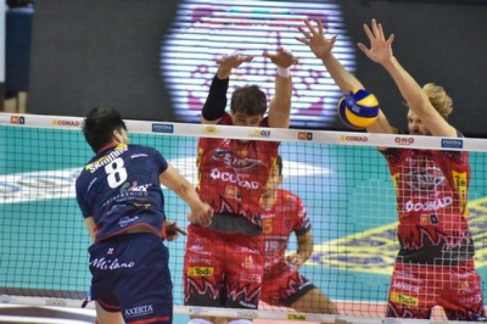 Volley, Unipol Sai Superlega A1: il punto sulla prima giornata di ritorno