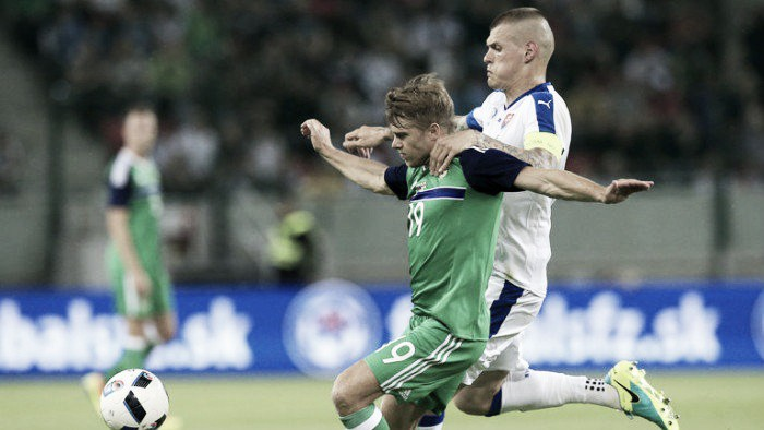Slovakia 0-0 Northern Ireland: Stalemate between two teams gearing towards Euro 2016